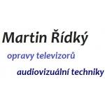 OPRAVY TELEVIZORŮ - Martin Řídký – logo společnosti