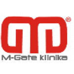 MUDr. Jan Tišer - M-GATE KLINIKA – logo společnosti