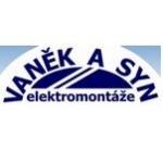 ELEKTRO Vaněk – logo společnosti