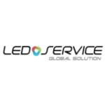 LED SERVICE s.r.o. – logo společnosti