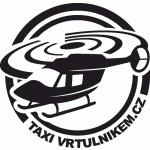 Taxi vrtulníkem – logo společnosti