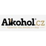alkohol s.r.o. - kamenná prodejna – logo společnosti