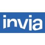 Invia.cz, a.s. (pobočka Slaný) – logo společnosti