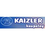KAIZLER s.r.o. - koupelnové studio – logo společnosti