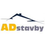 Antonín Dosadil - AD stavby – logo společnosti