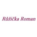 Růžička Roman – logo společnosti