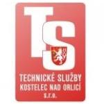 Technické služby Kostelec nad Orlicí, s.r.o. – logo společnosti
