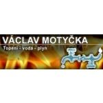 Motyčka Václav - topení, voda, plyn – logo společnosti
