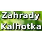 Zahrady Kalhotka – logo společnosti
