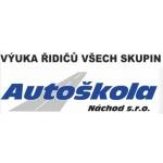 Autoškola Náchod, s.r.o. – logo společnosti