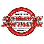 Taclík Jiří - AUTOSERVIS – logo společnosti