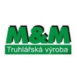 Pancíř Michal - M&M – logo společnosti