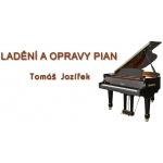 Ladění a opravy pian - Tomáš Jozífek – logo společnosti