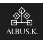 Jícha Milan - ALBUS.K – logo společnosti