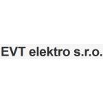 EVT elektro s.r.o. – logo společnosti