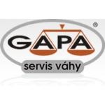 GAPA-SERVIS VÁHY, s.r.o. – logo společnosti