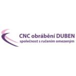 CNC obrábění DUBEN, spol. s r.o. – logo společnosti