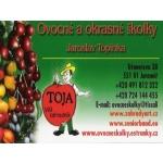 TOPINKA JAROSLAV - OVOCNÉ A OKRASNÉ ŠKOLKY JAROMĚŘ – logo společnosti
