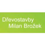 Dřevostavby Milan Brožek – logo společnosti