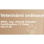 Pohanka Zdeněk MVDr. (pobočka Polná) – logo společnosti