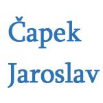 Čapek Jaroslav – logo společnosti