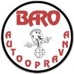 Bárta Petr- Autoopravna BARO – logo společnosti