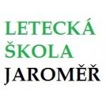 Letecká škola Jaroměř – logo společnosti