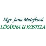 Lékárna U Kostela - Mgr. Jana Matejková – logo společnosti