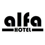 Hotel ALFA Trutnov – logo společnosti
