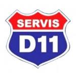 SERVIS D11, s.r.o. – logo společnosti