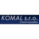KOMAL, s.r.o. – logo společnosti