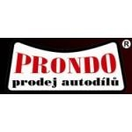 PRONDO, s.r.o. – logo společnosti
