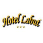 Hotel LABUŤ – logo společnosti