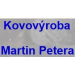 Kovoobrábění - Petera Martin – logo společnosti