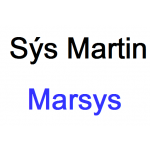 Sýs Martin - Marsys – logo společnosti