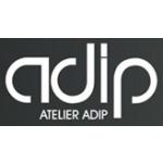 Ateliér ADIP - sdružení architektů Pošepný-Čížek – logo společnosti