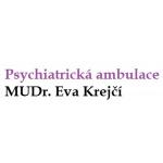 MUDr. Krejčí Eva - psychiatrická ambulance – logo společnosti