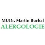 MUDr. Martin Buchal - dětský lékař, alergologie – logo společnosti