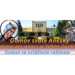 Domov sv. Anežky - Domov pro SENIORY, Domov se ZVLÁŠTNÍM REŽIMEM – logo společnosti