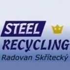 Skřítecký Radovan - STEEL RECYCLING – logo společnosti