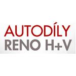 Radka Svatošková- AUTODÍLY RENO H+V – logo společnosti