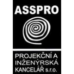 ASSPRO, projekční a inženýrská kancelář, s.r.o. – logo společnosti