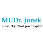 Mudr. František JUNEK – logo společnosti