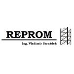 Strnádek Vladimír, Ing. - REPROM – logo společnosti