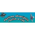 Pěstírna akvarijních rostlin a ryb – logo společnosti