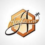 Apifarm – logo společnosti