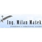 POHŘEBNÍ SLUŽBA VRCHLABÍ - Ing. Milan Mašek – logo společnosti