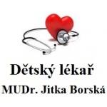 Borská Jitka MUDr. – logo společnosti