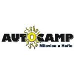 Autocamp Milovice u Hořic – logo společnosti