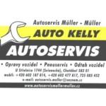 Auto KELLY - autoservis Chotěboř – logo společnosti